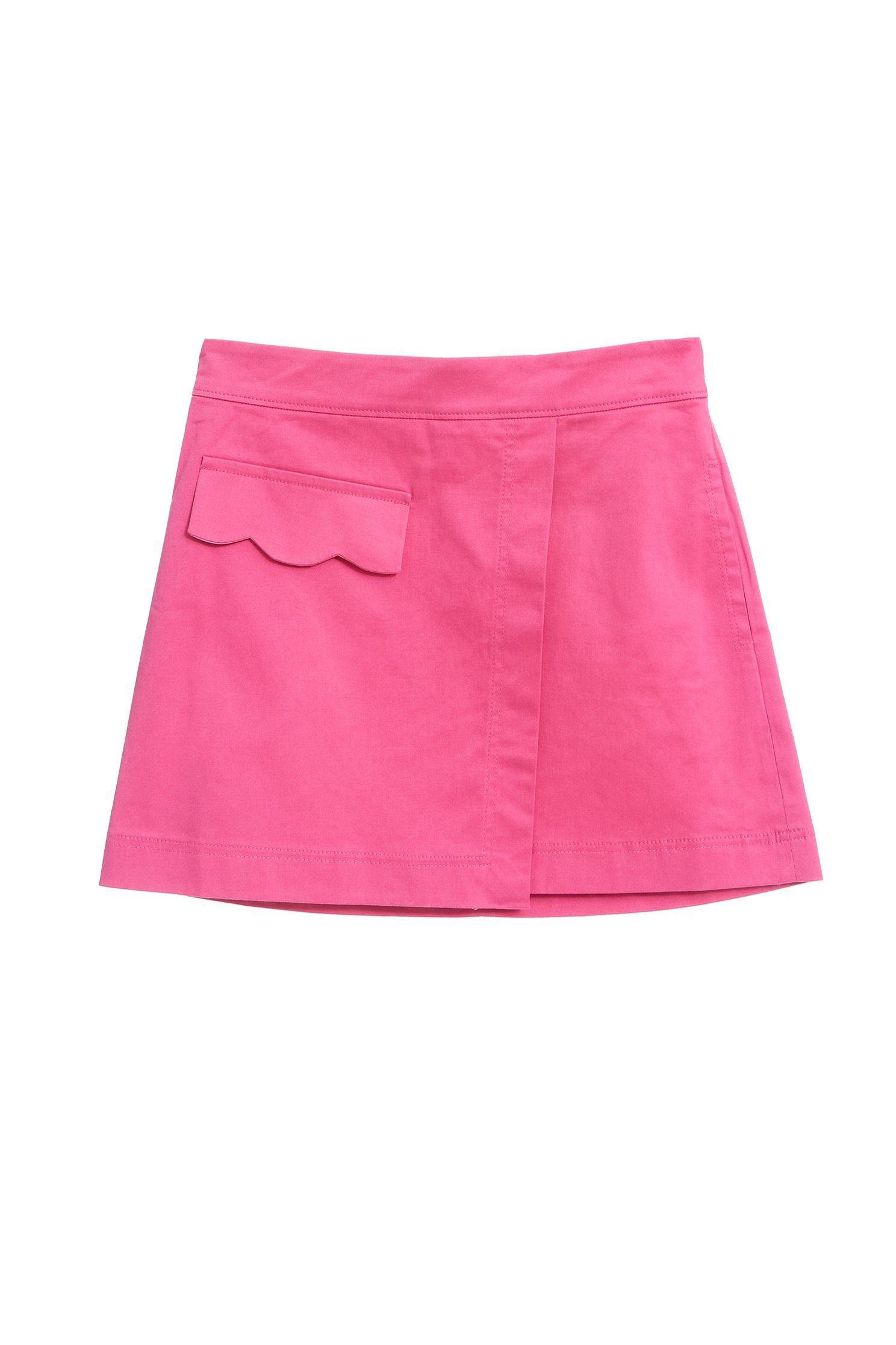 Elegant temperament design skirt