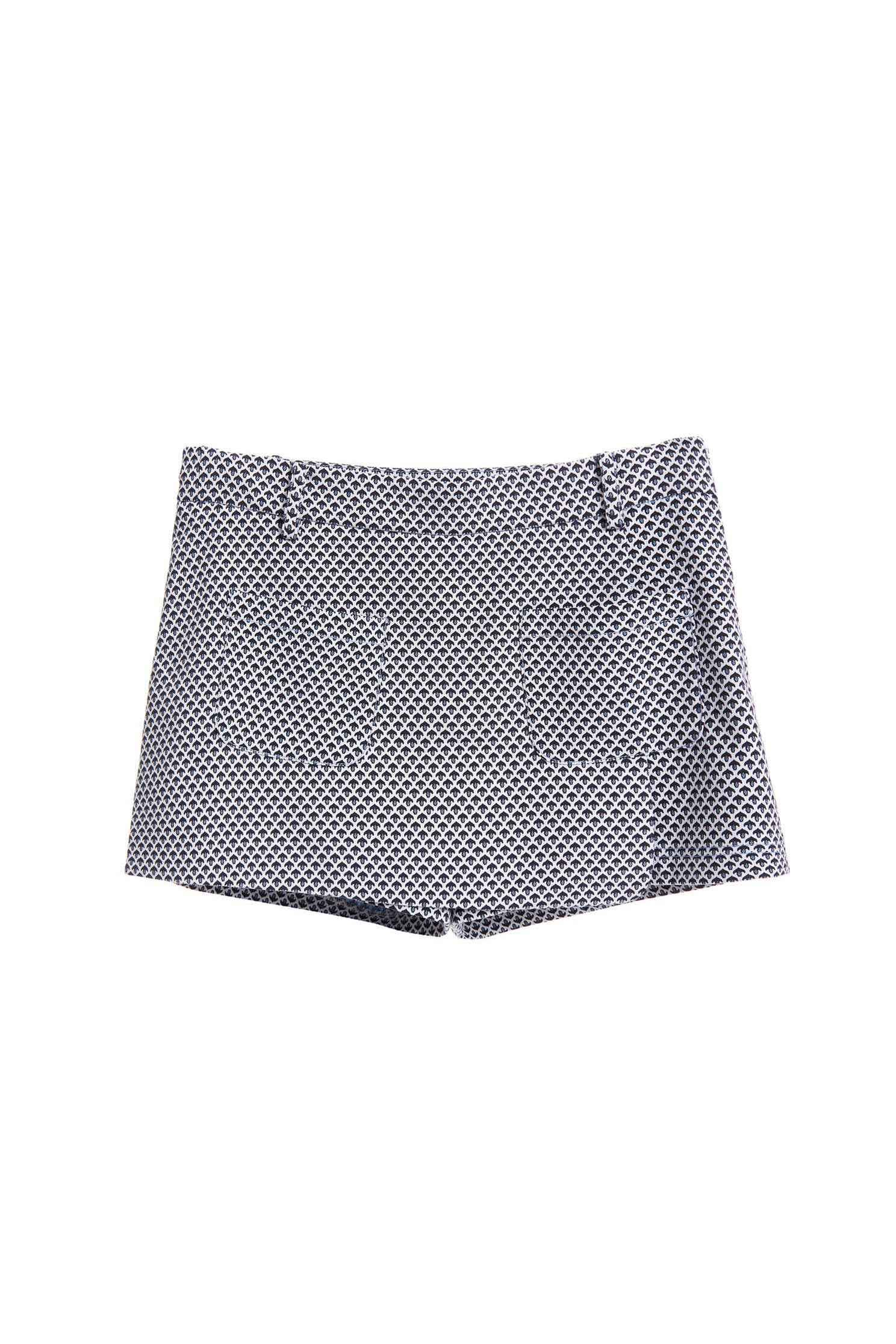Modern graceful shorts