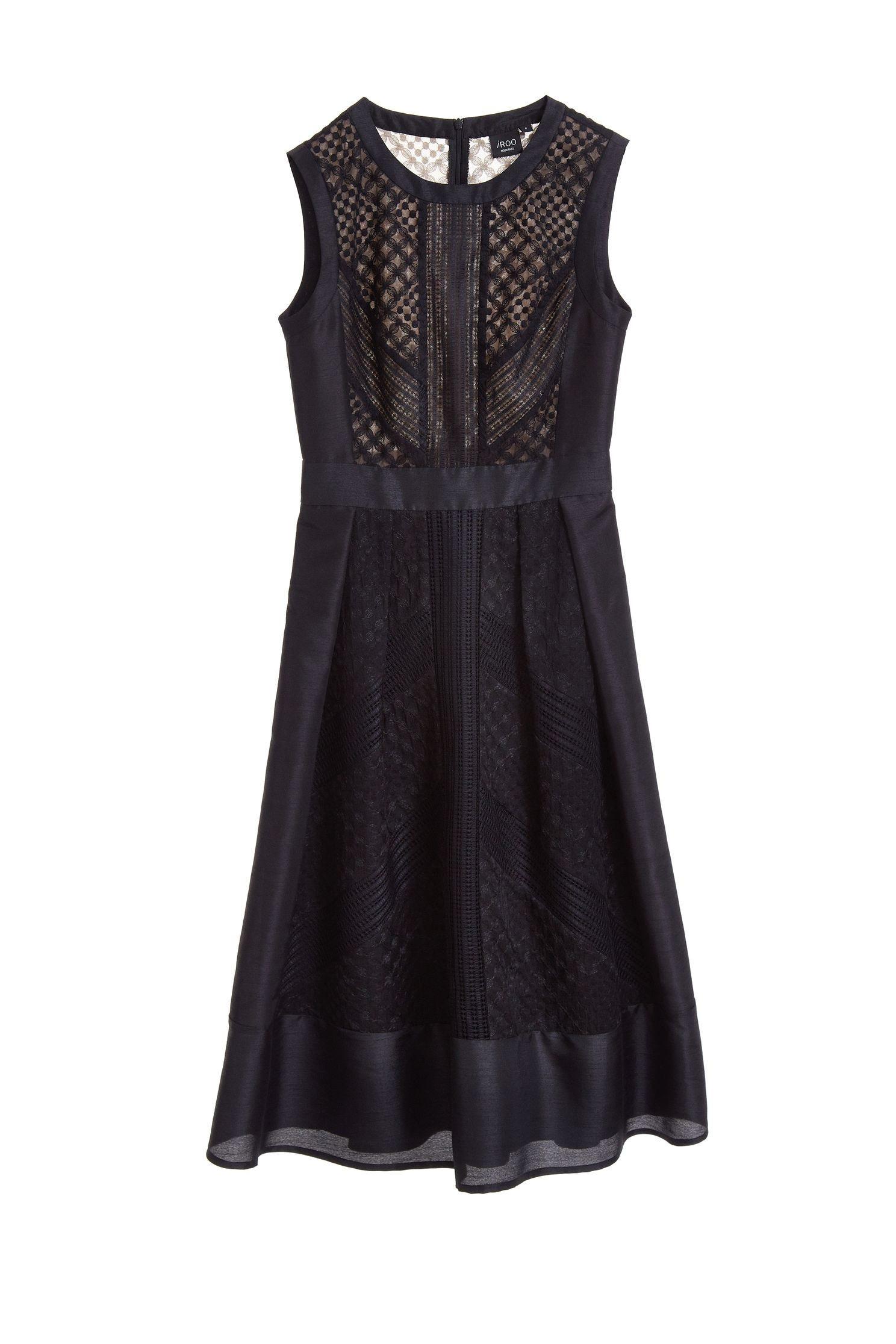 Waist-down long dress