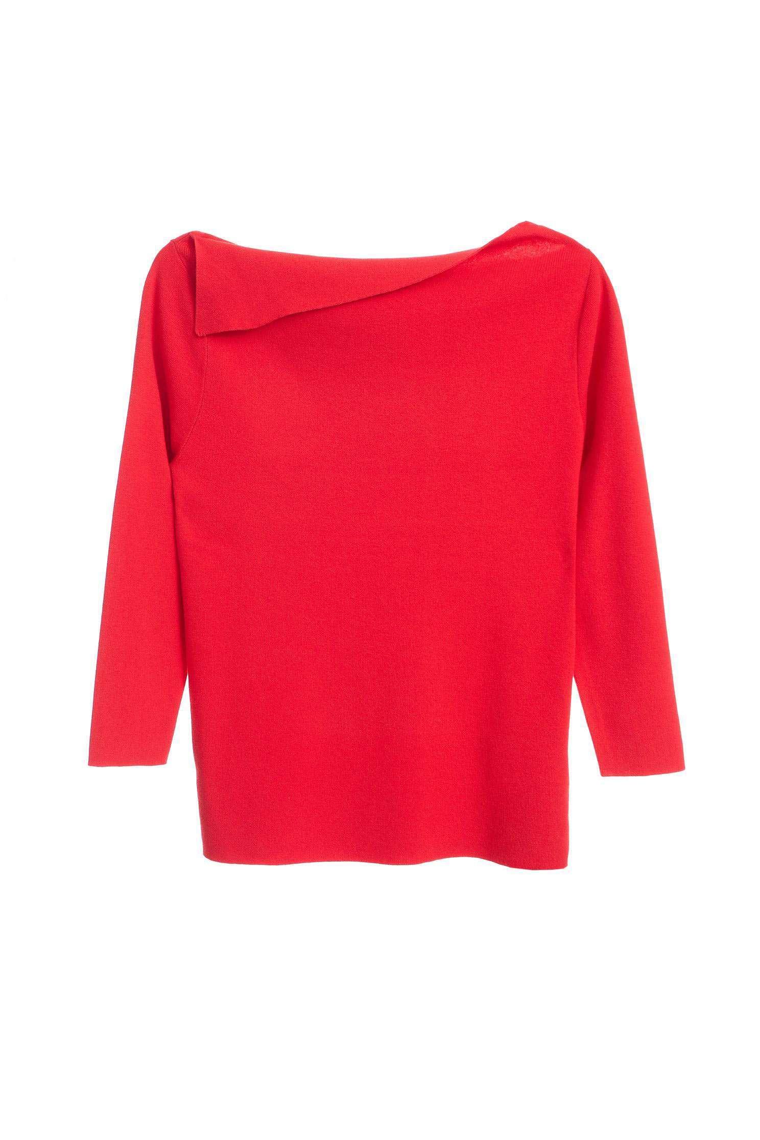 Slim sweater