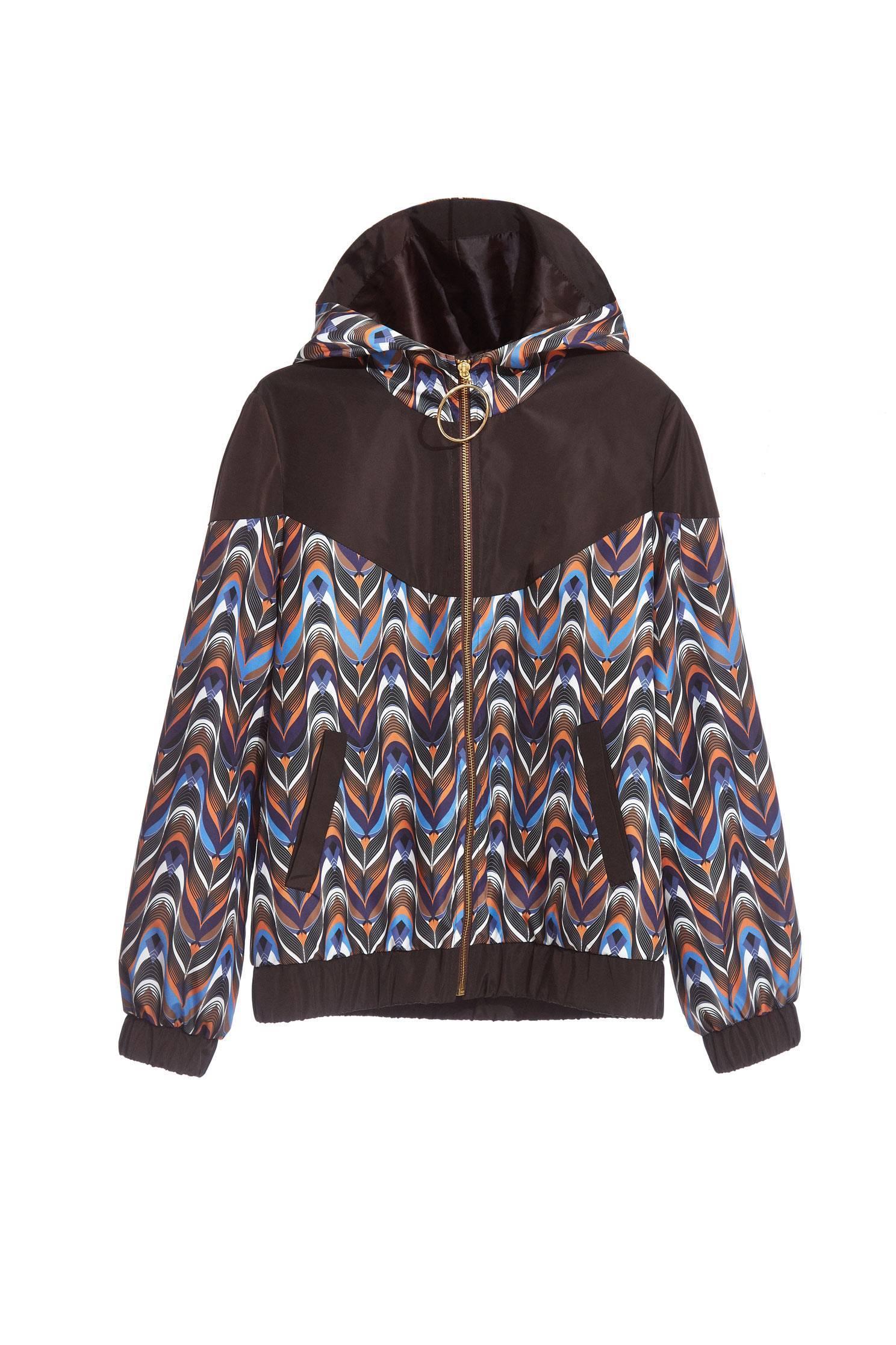 Stitching pattern popular design  jacket