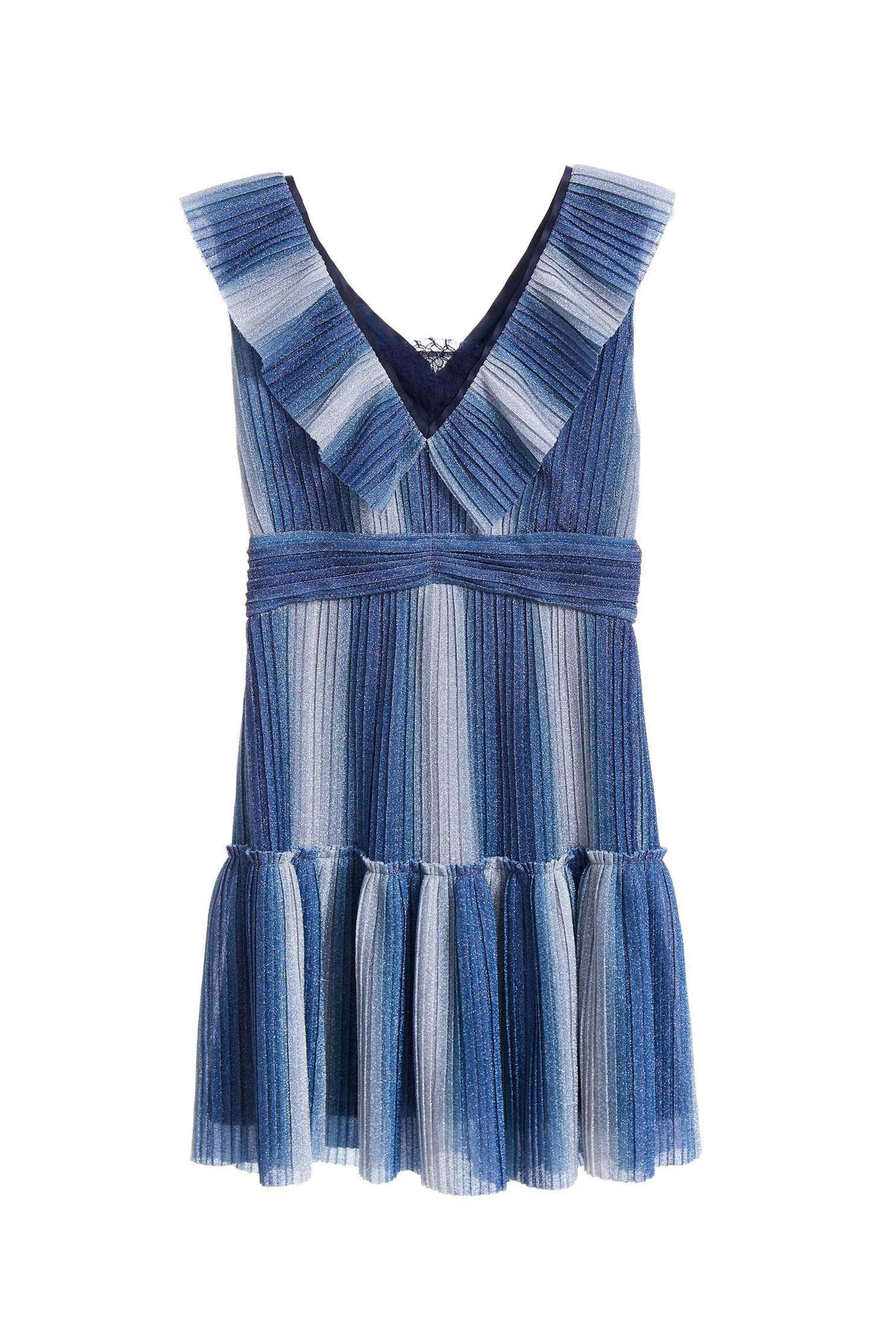 Gradient short dress