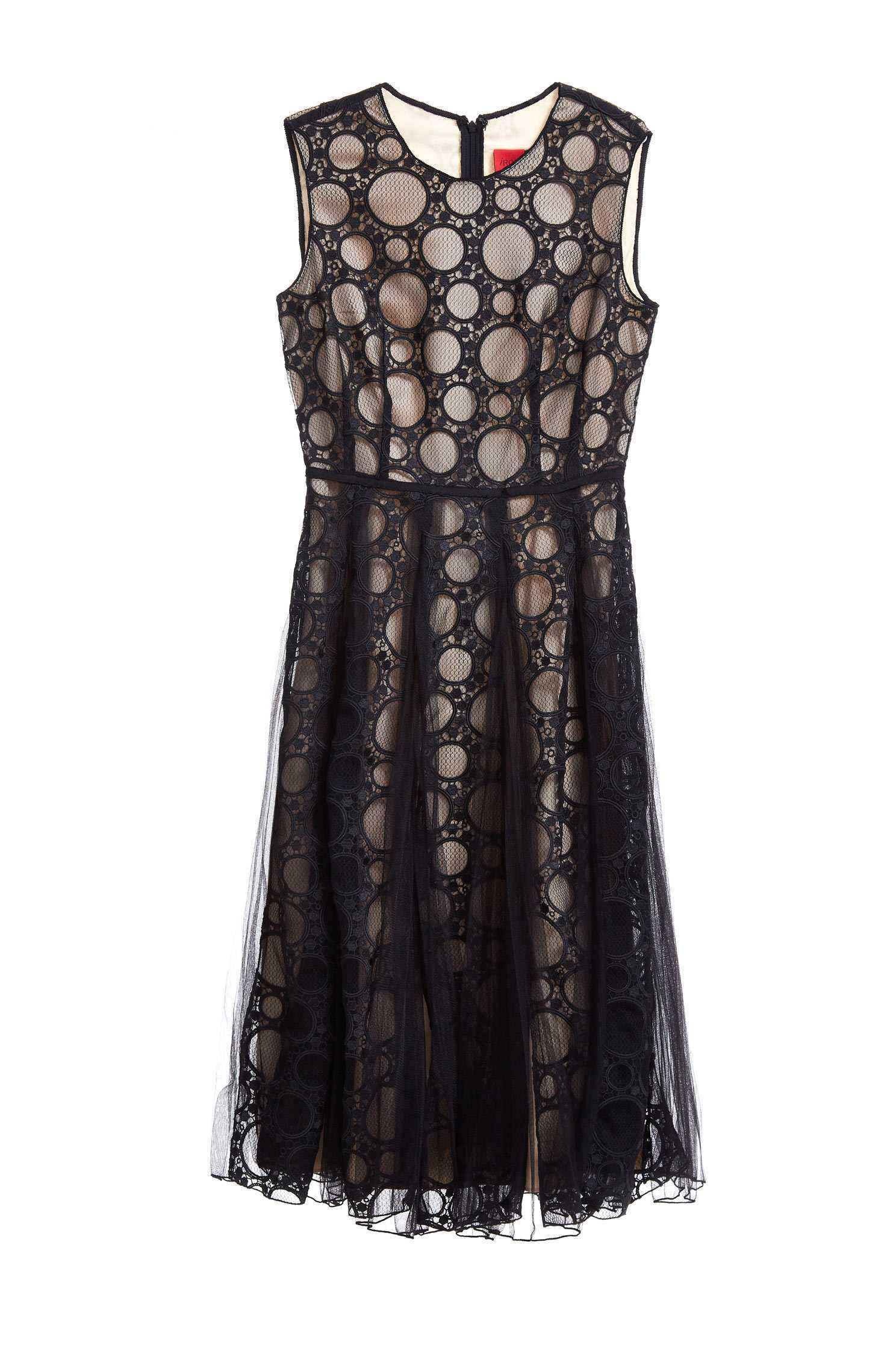 Elegance and gorgeous designed dress
