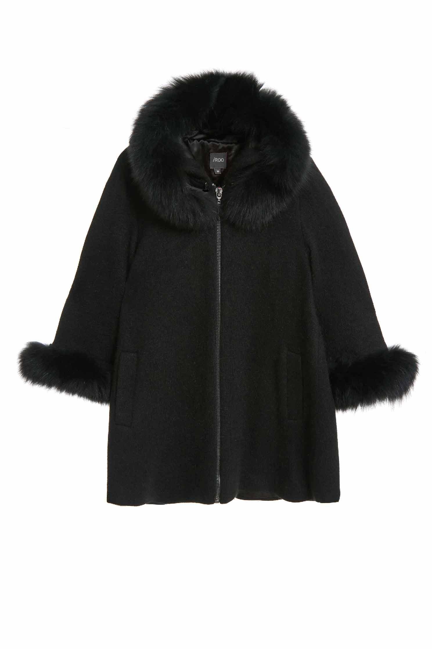 Rabbit velvet knitted jacket,coldforwinter,outerwear,newyearred,cardigan,hoodiejacket,knitting,knittedjacket,longsleeveouterwear,blackouterwear