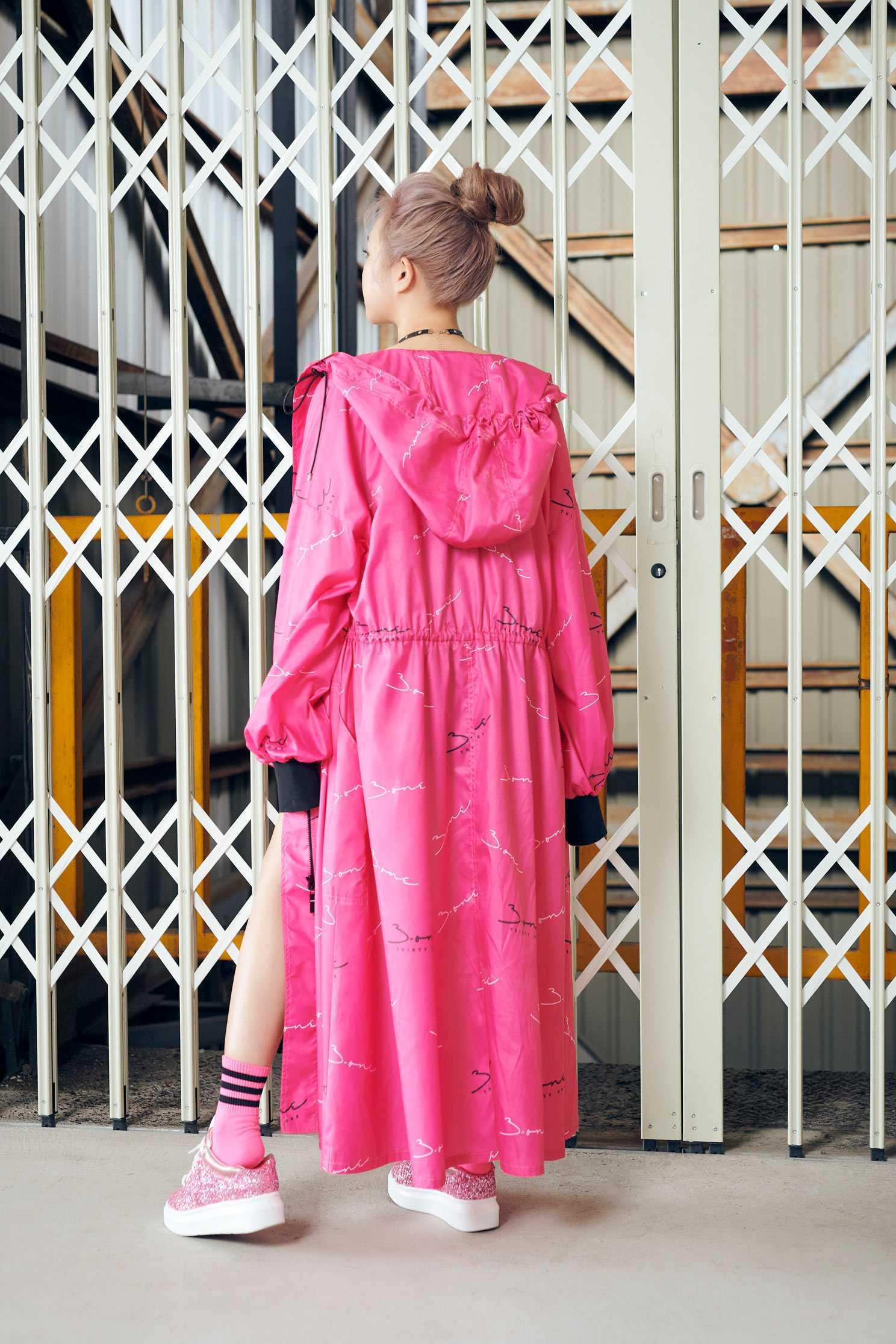 iRoo x 3.one Strret long coat