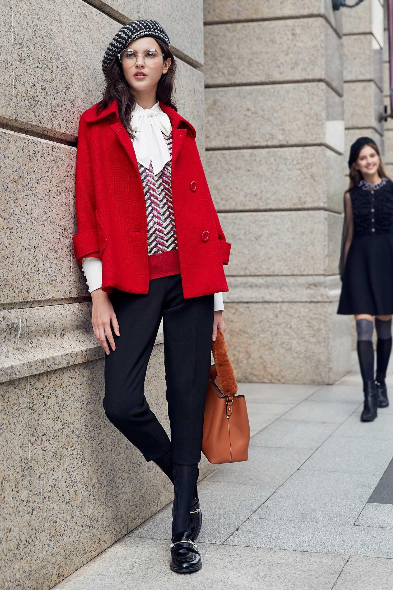 Elegant lapel classic jacket,outerwear,longsleeveouterwear