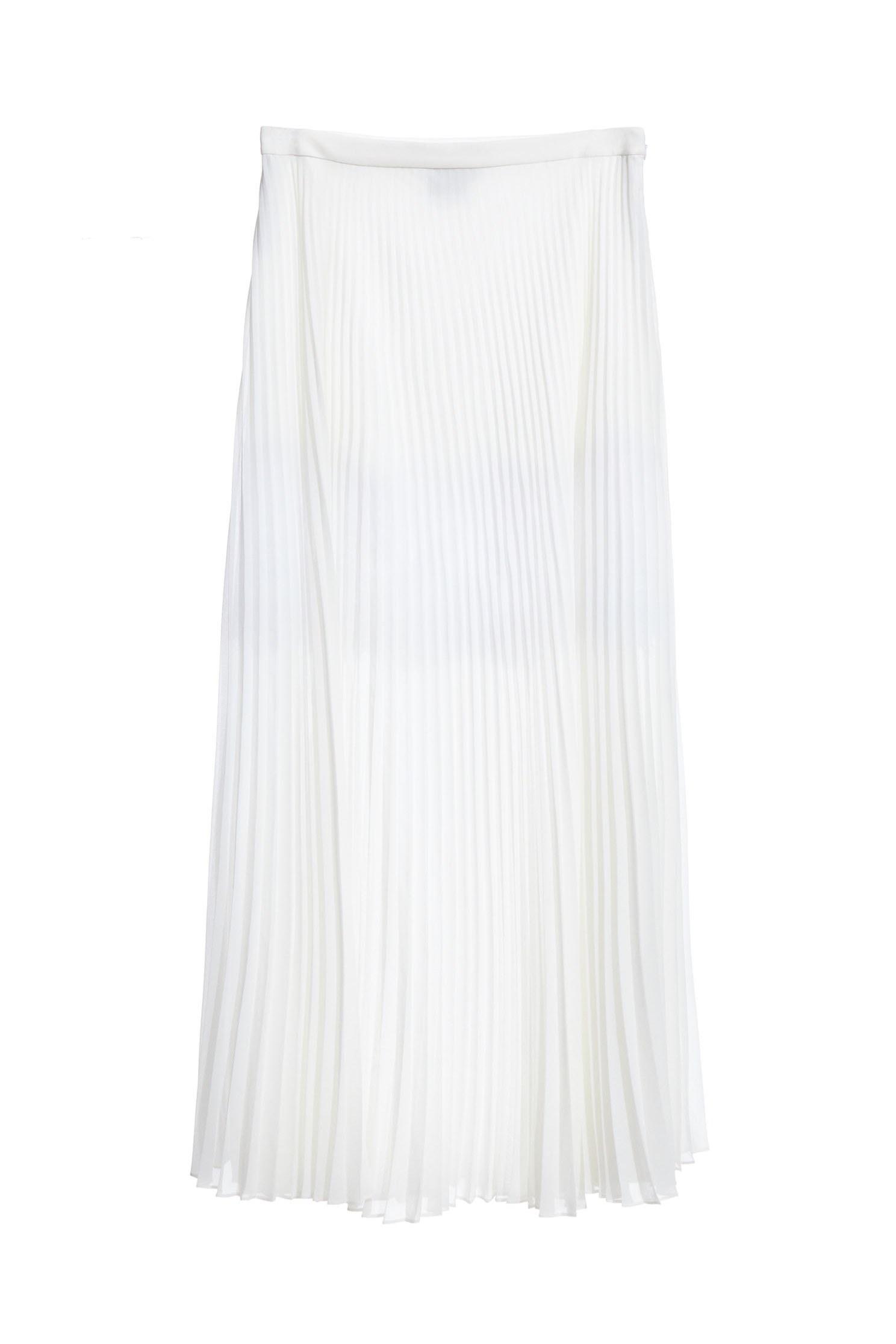 Elegant pleated maxi-skirt,whiteskirt,pleats,maxipleatedskirt,longskirt,chiffon,chiffonskirt,chiffonlongskirts