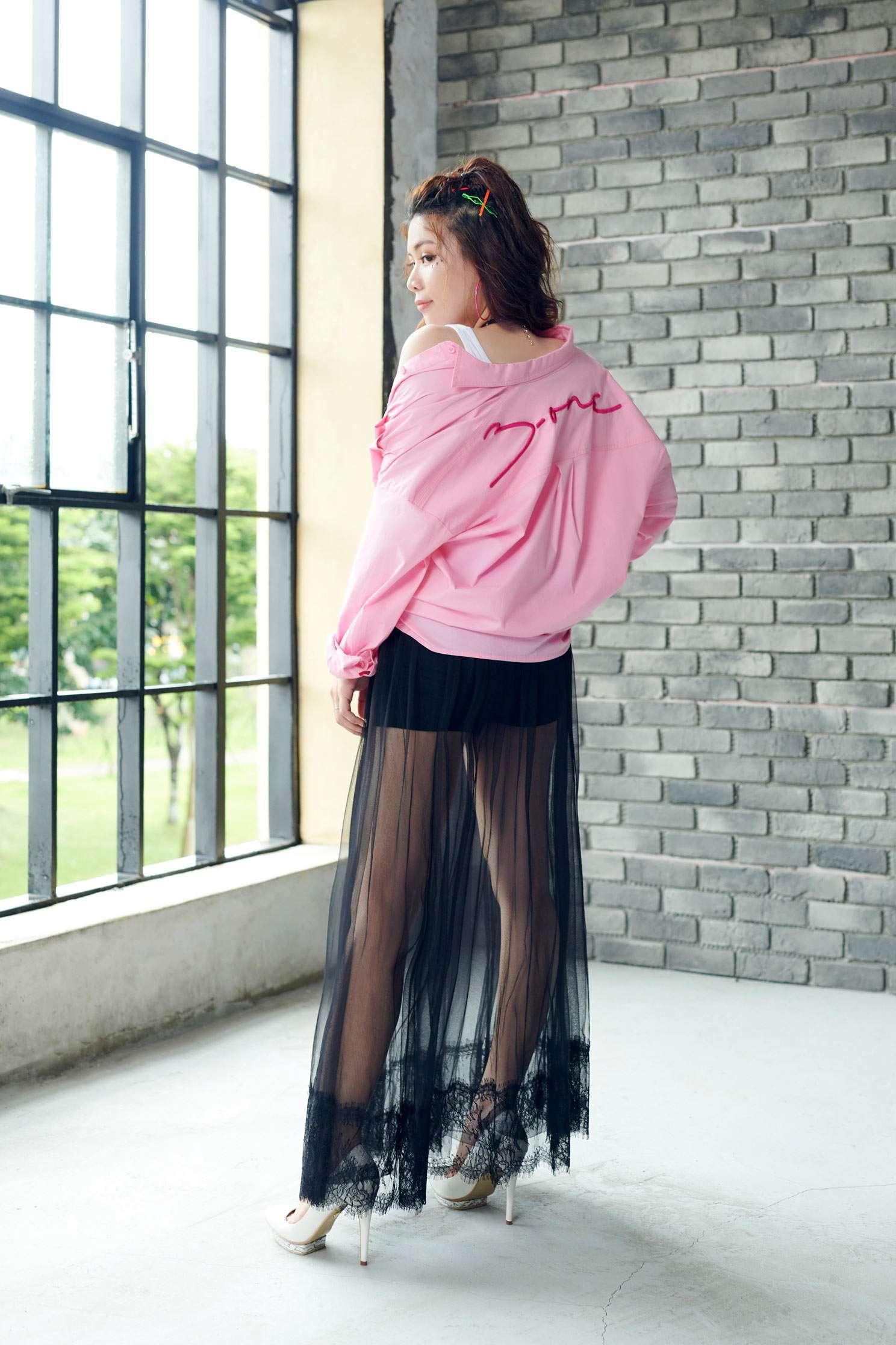iRoo x 3.one Elegant fashion dress