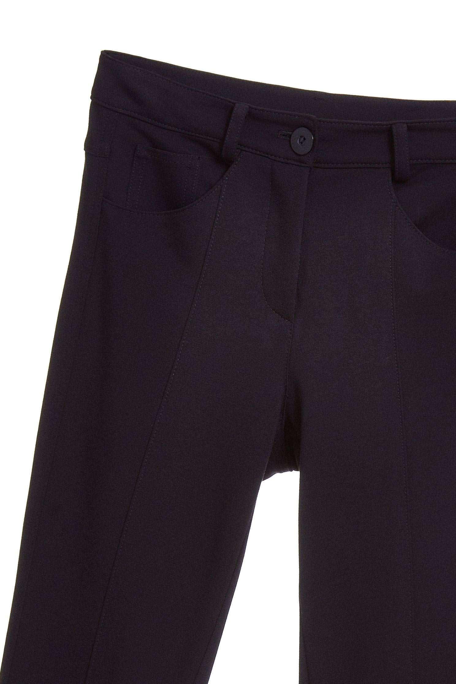Basic slim classic trousers,Skinny pants,Pants,長褲,Thin pants,Black trousers