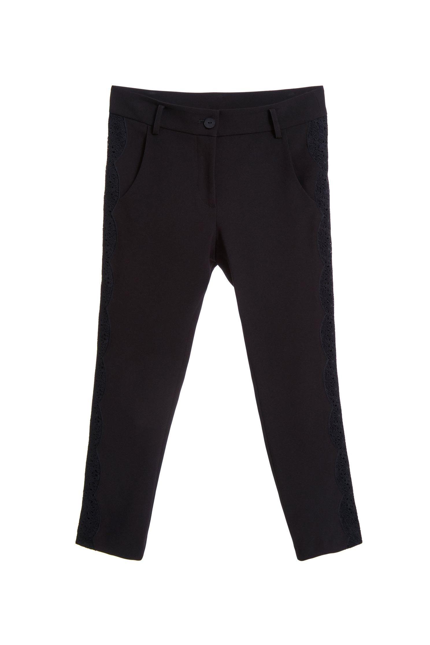 Slim fashion trousers