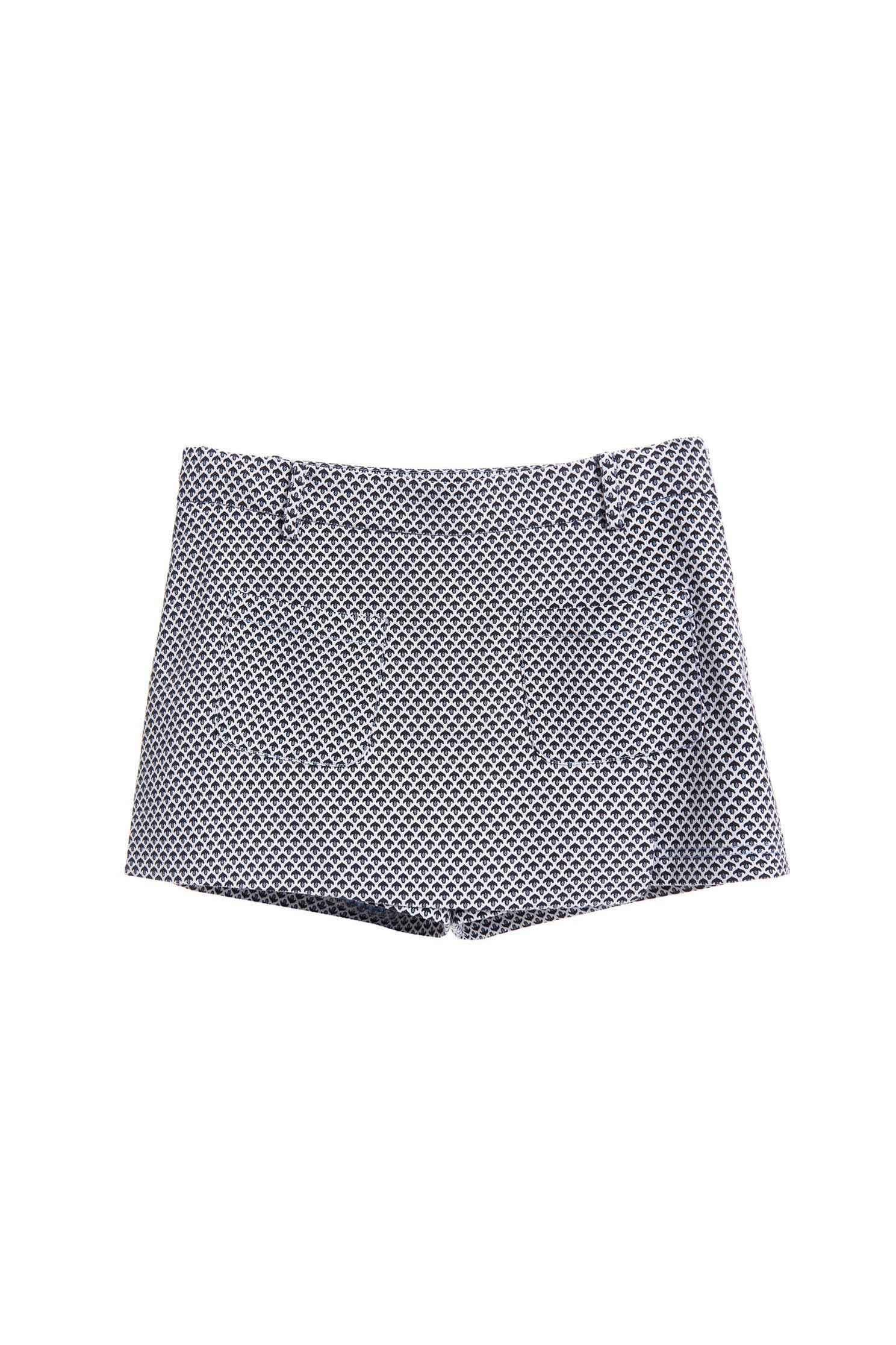 Modern graceful shorts
