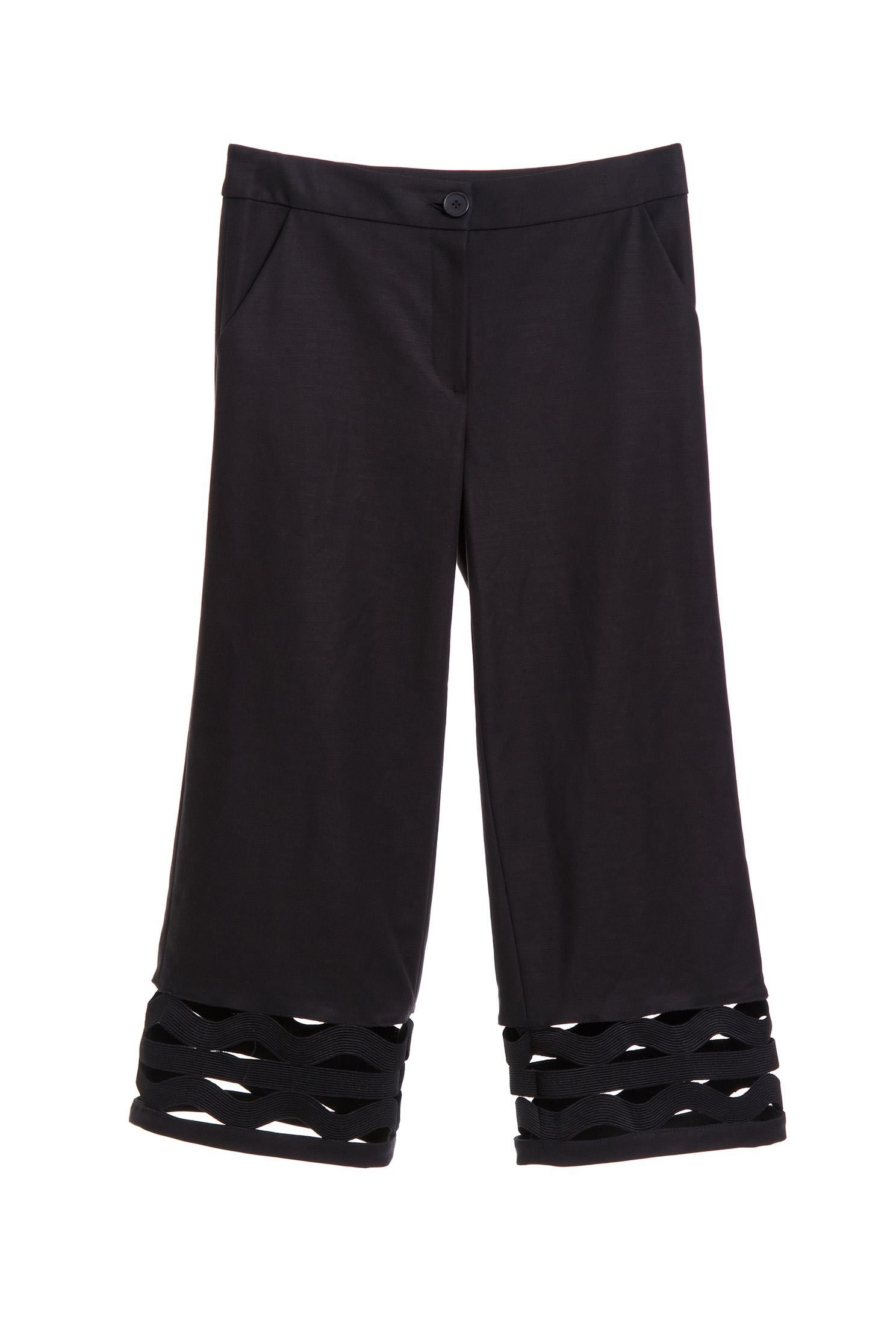 Hollow out pants