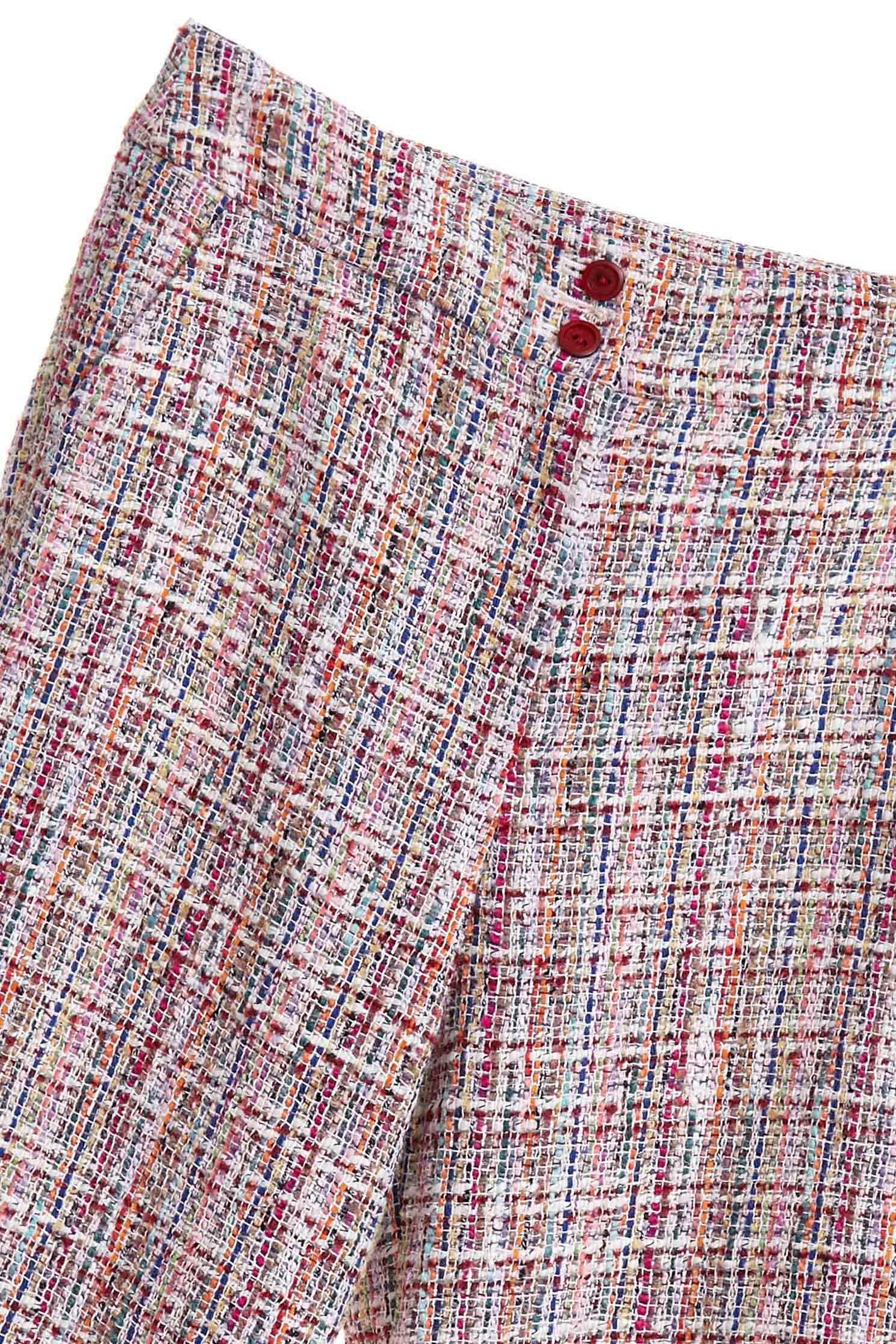 Heather wool wide leg,bellbottomjeans,culottespants,pants,pants,thinpants