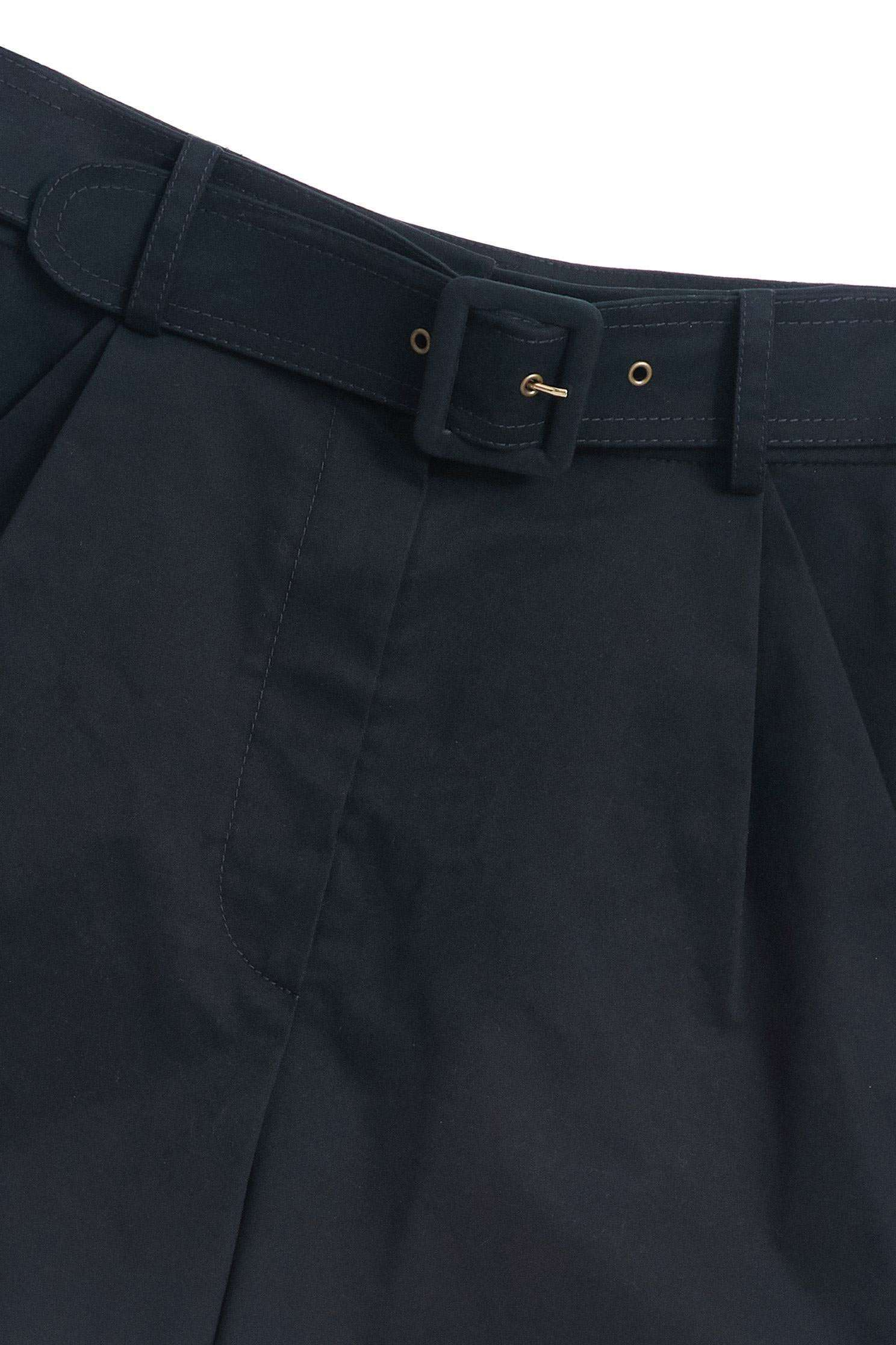 Vintage ink green pleated shorts,shorts,pants