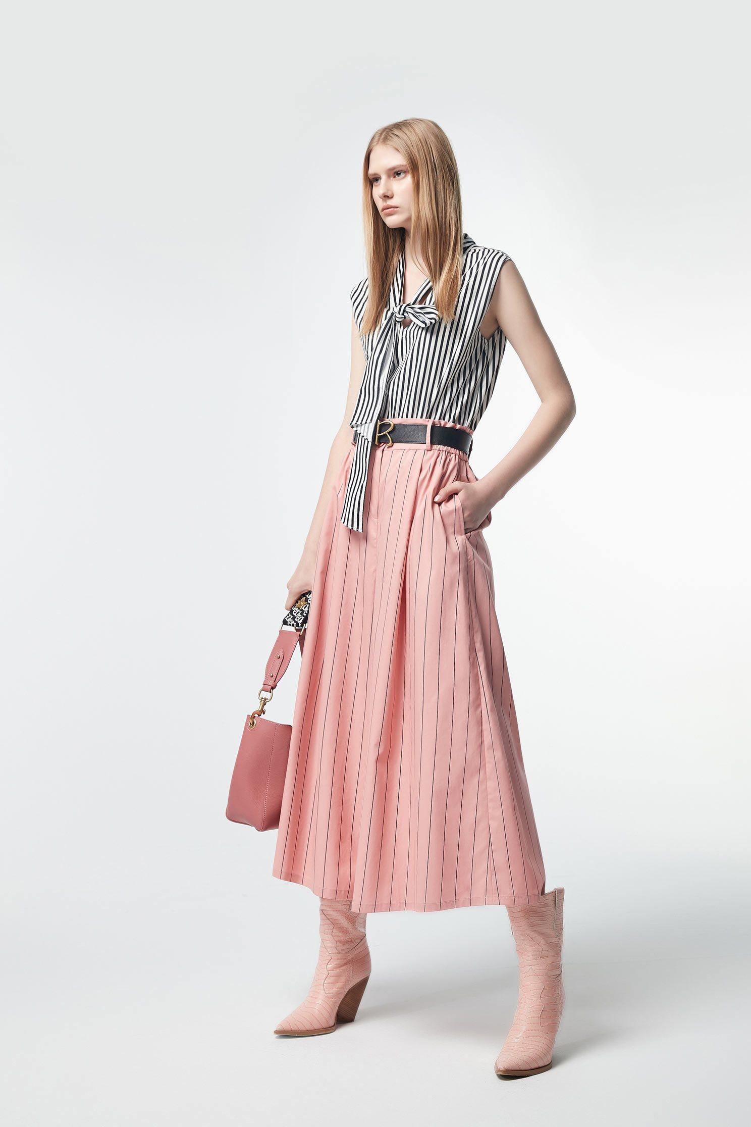 Striped culottes,Cropped wide pants,culottespants,i-select,pants,culottes,girlfriendsspringtour
