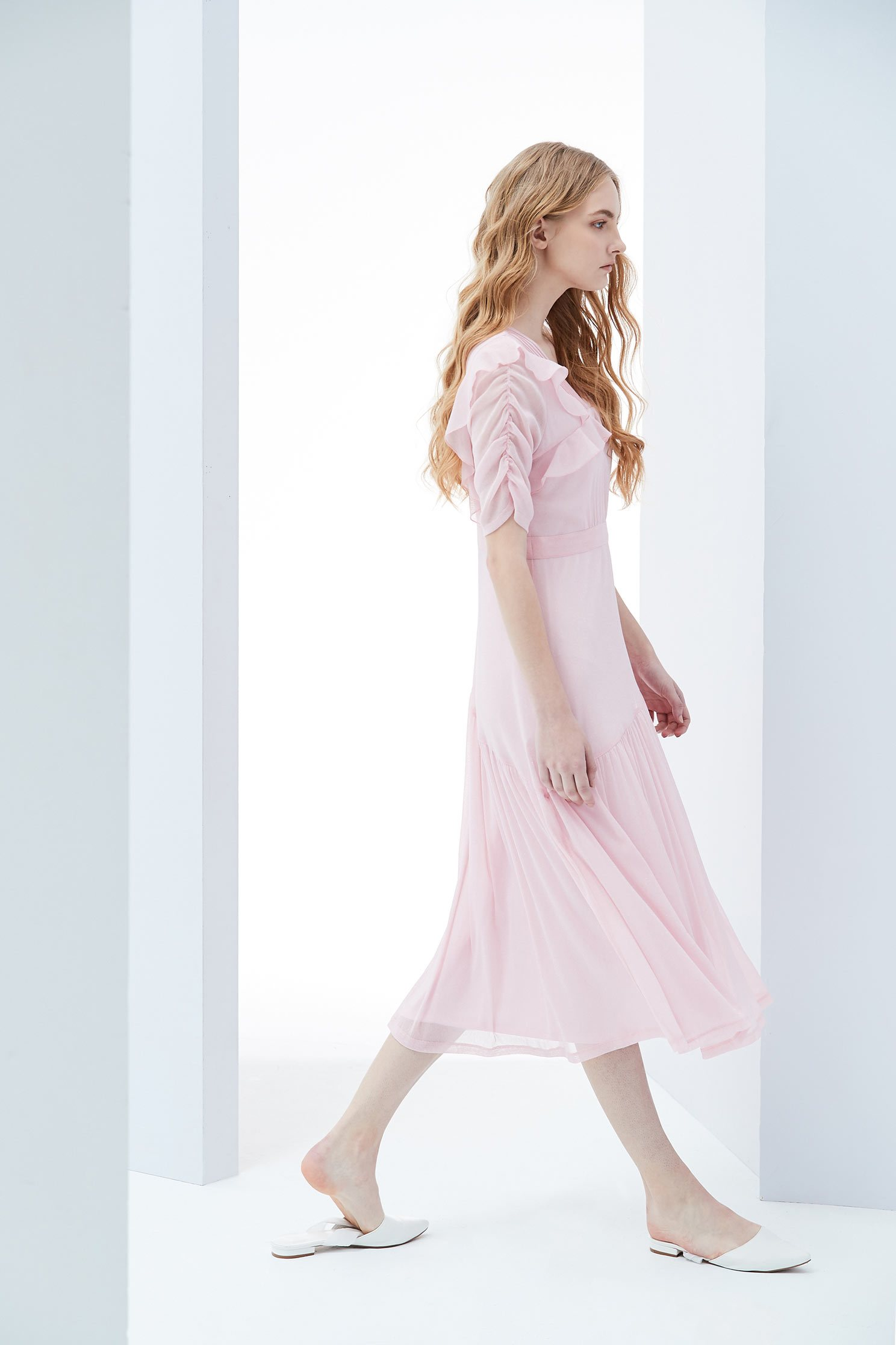 Romantic and elegant dress,Dress,Casual dress,Cocktail Dress,短袖洋裝,knitting,Knitted Dress