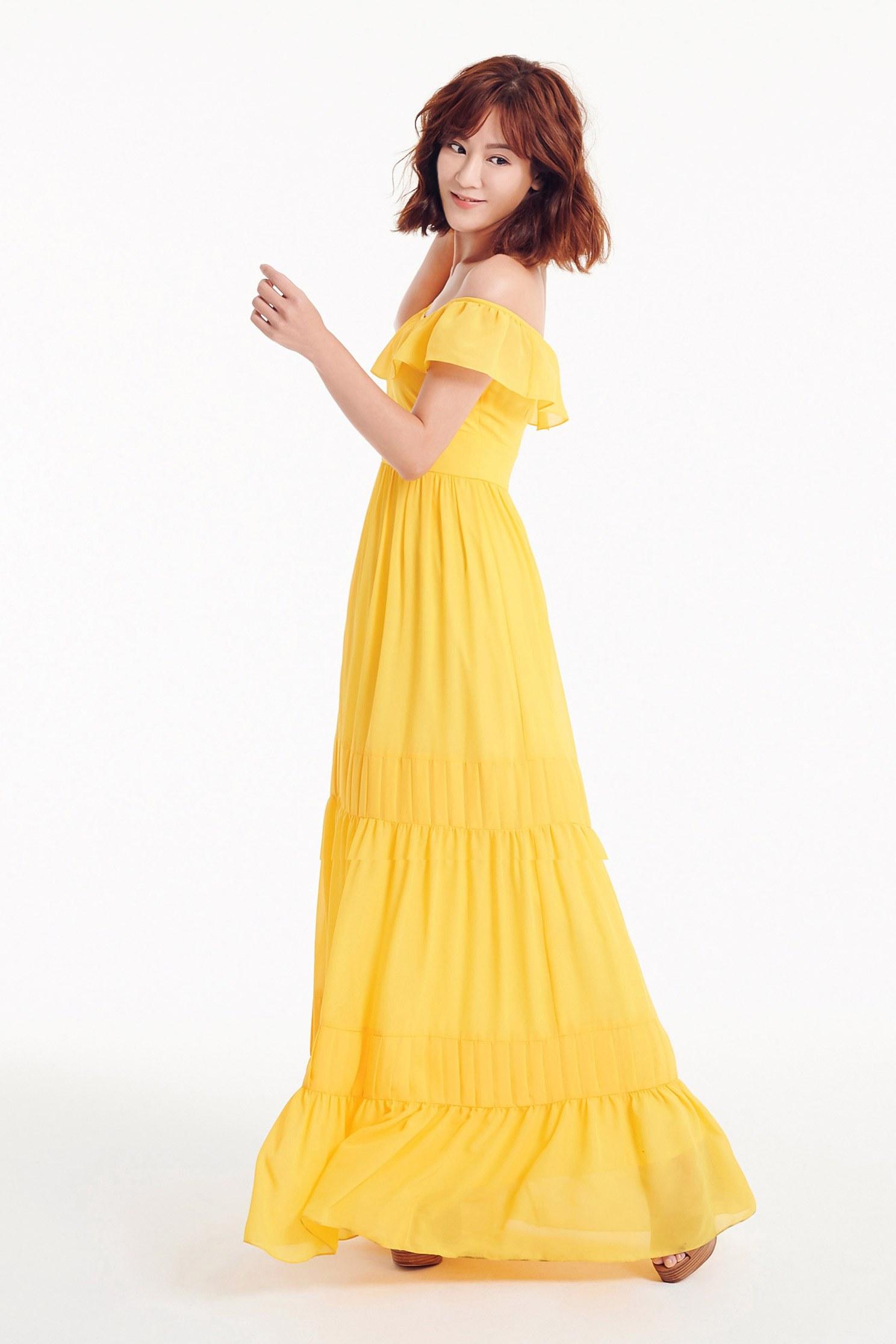 Lotus leaf long dress,onlinelimitededition,cocktaildress,watersigns,shortsleevedress,onepiecedress,longdress,chiffondress