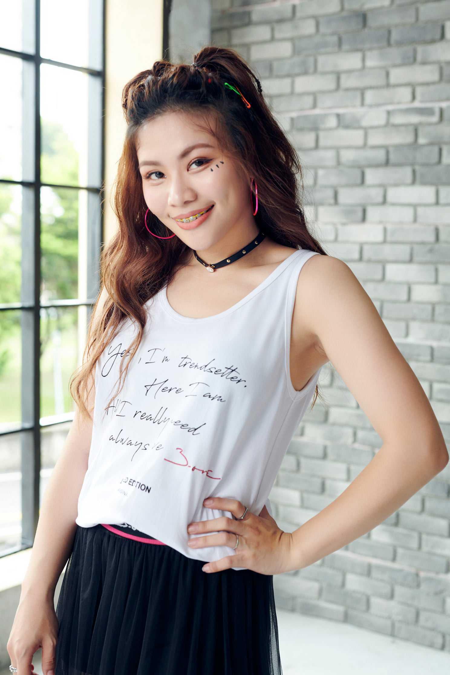 iRoo x 3.one Cotton vest(white)