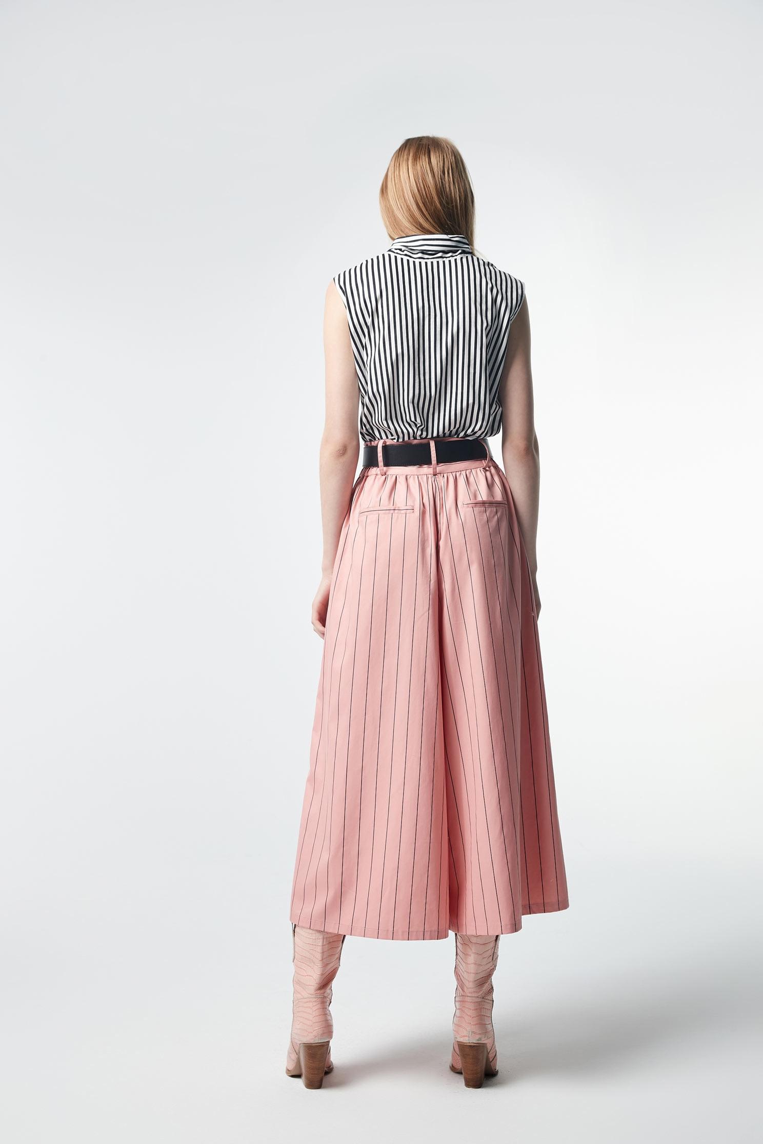 Striped vest,singlet,i-select,vest,girlfriendsspringtour
