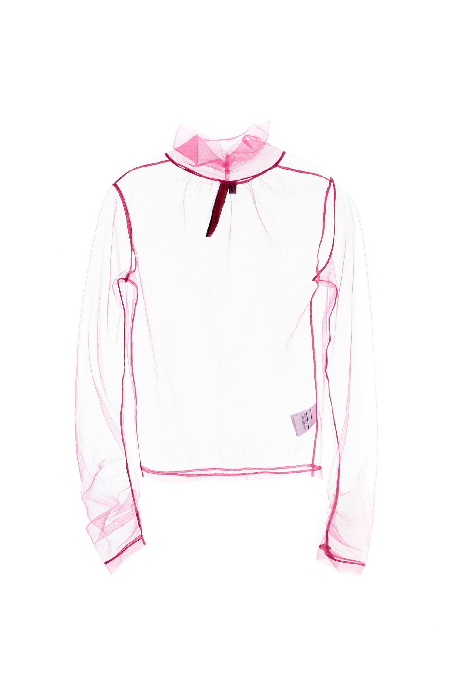 iRoo x 3.one Breathable trending top(pink)