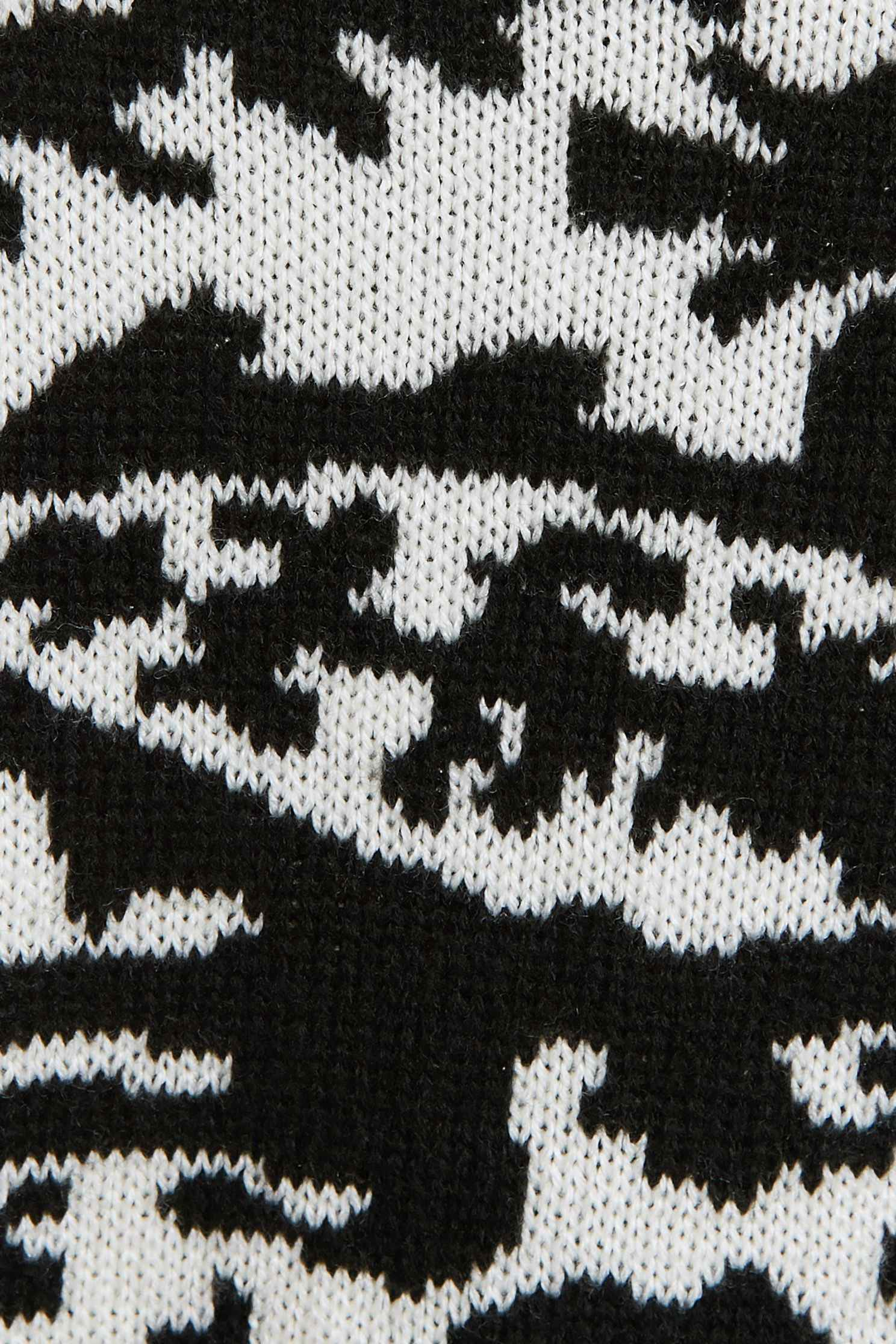 Patterned color knitwear,roundnecktop,knitting,knittedtop,knittedtop,longsleevetop