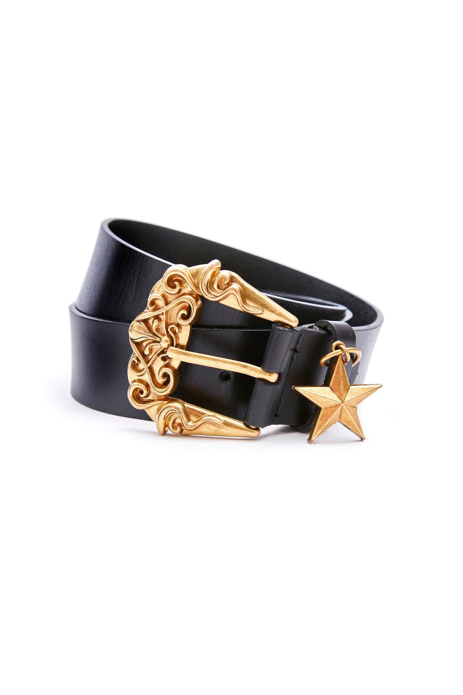 Gorgeous star pendant belt,Belt,腰帶