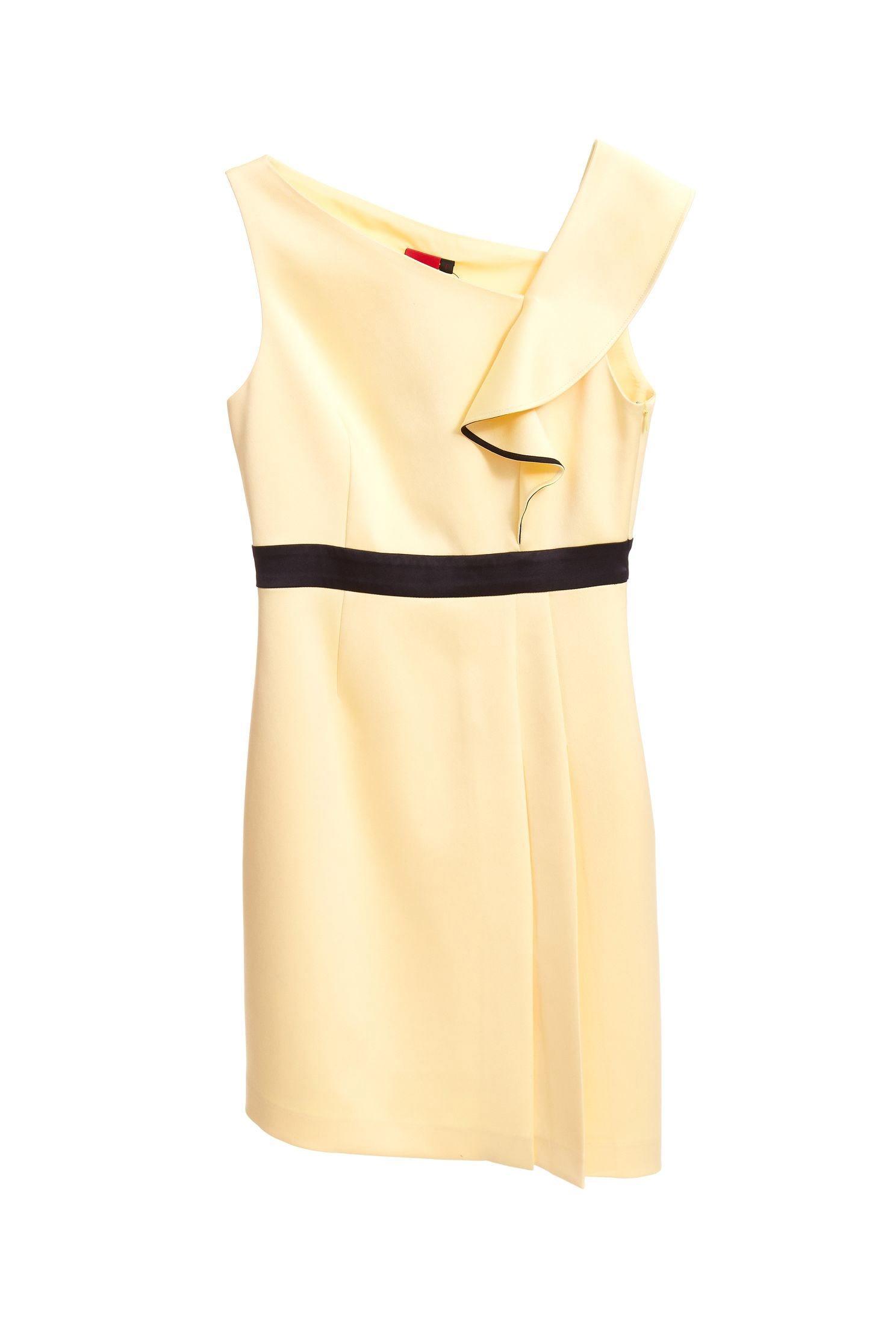 Elegant style dress,cocktaildress,watersigns,sleevelessdress