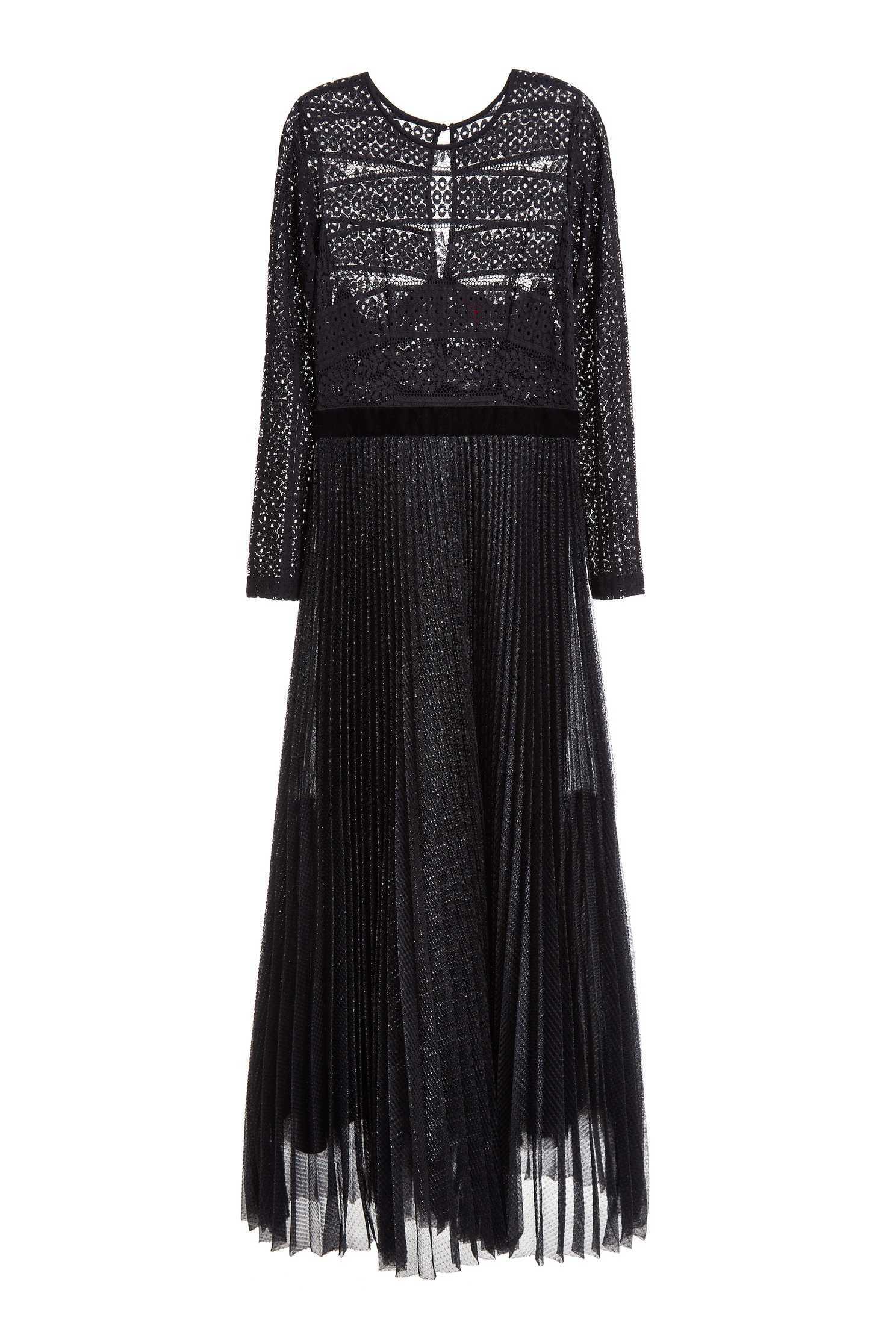 Elegant and gorgeous dress,cocktaildress,eveningwear,lace,lacedress,perspectivedress,longsleevedress,blackdress