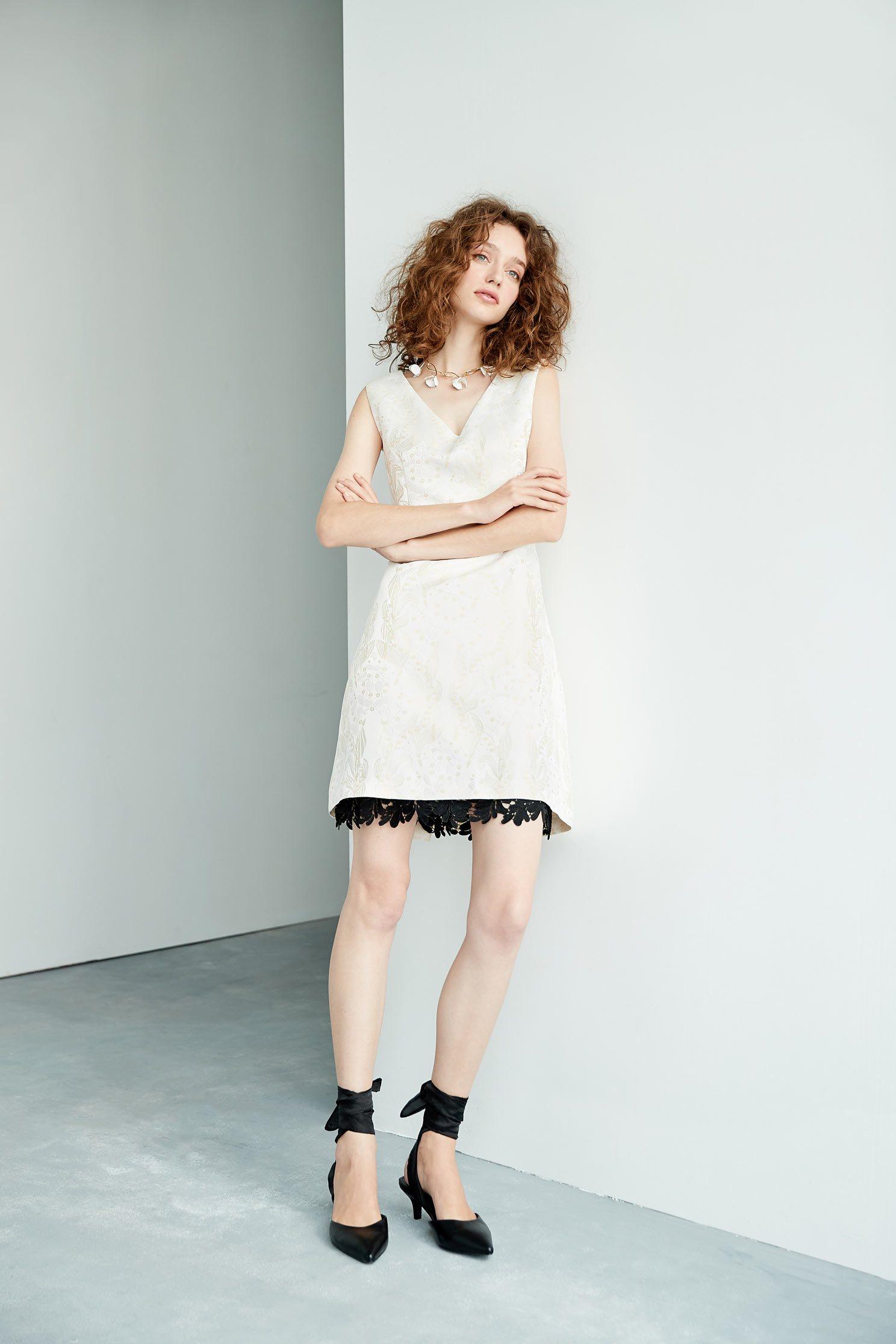 Elegant and gorgeous design dress