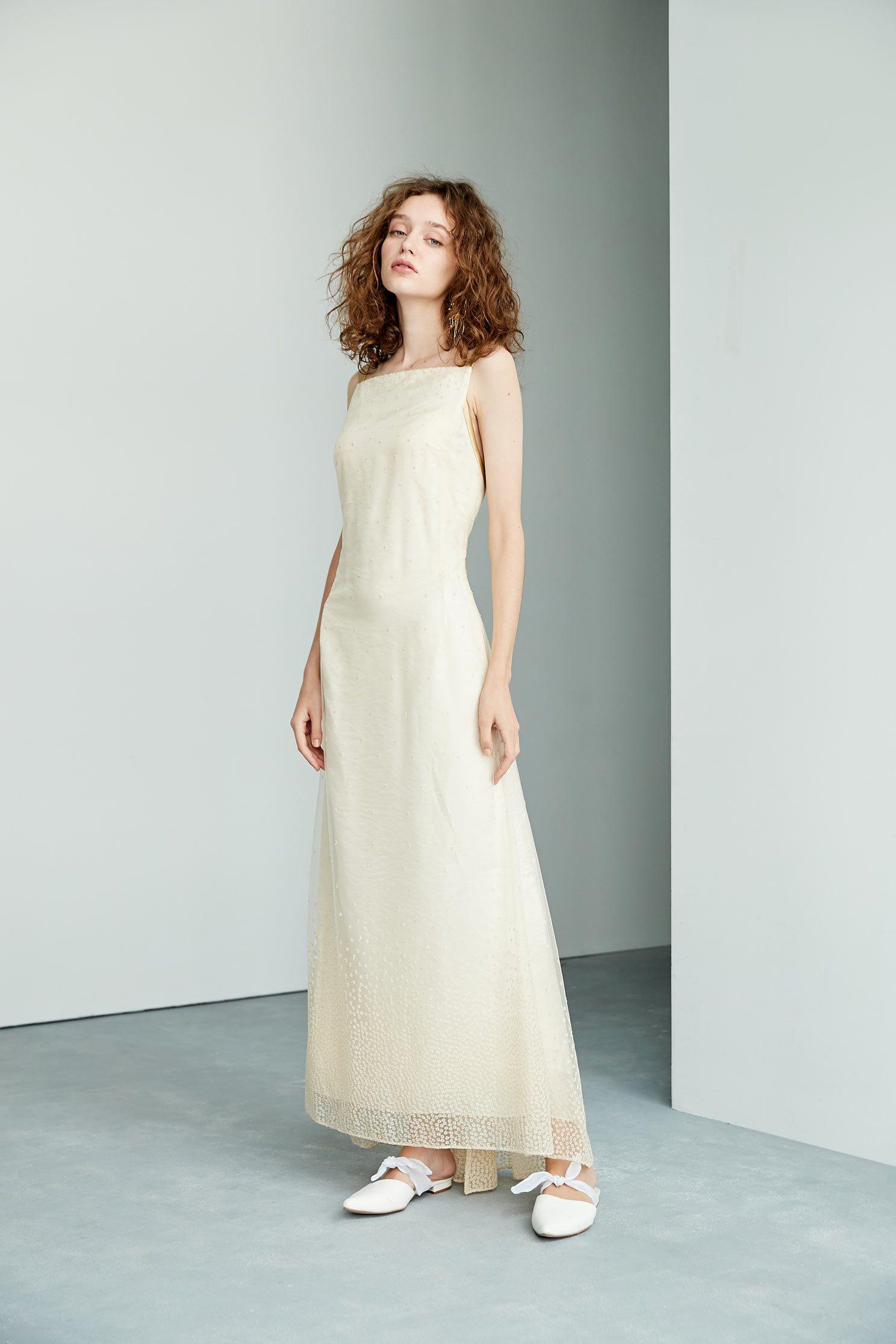 Elegant and gorgeous dress