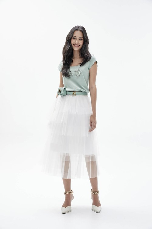 Layer TULLE skirt