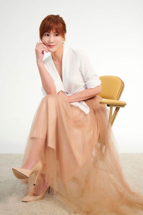 shawl collar dress set(Claire co-branding item)