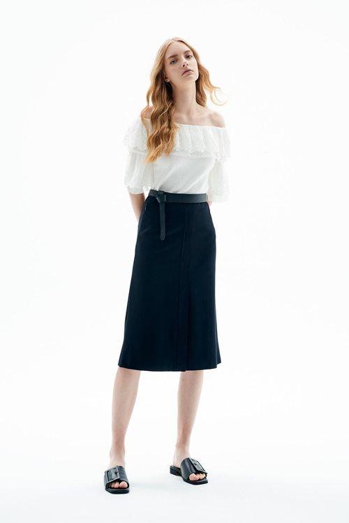 Roman skirt,longskirt