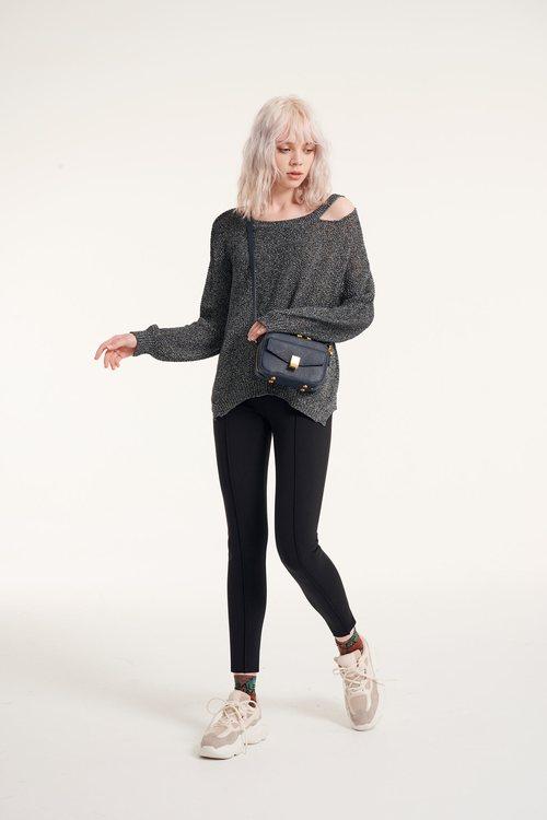 High-elastic fit leggings