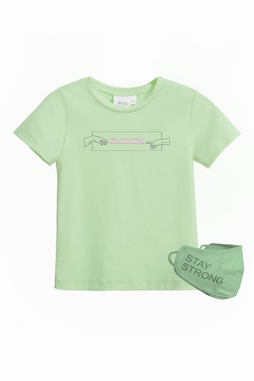 Medical Personnel Stay Strong T-shirt-Green