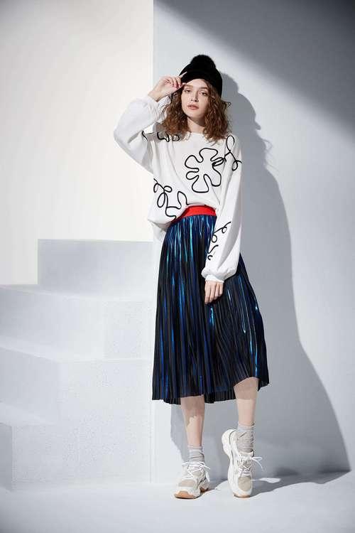 Stylish design sweater