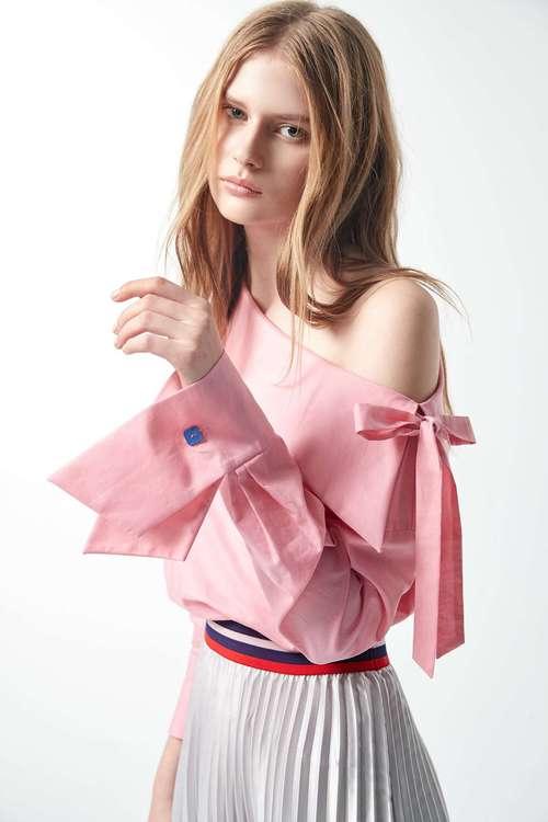 Blue / Pink Svelte Dress