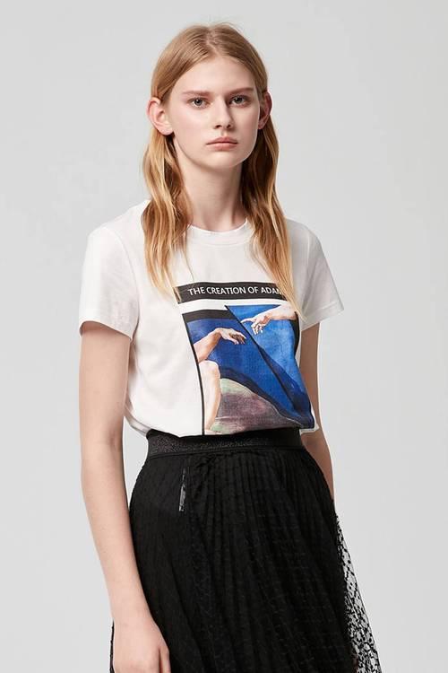Genesis printed T-shirt