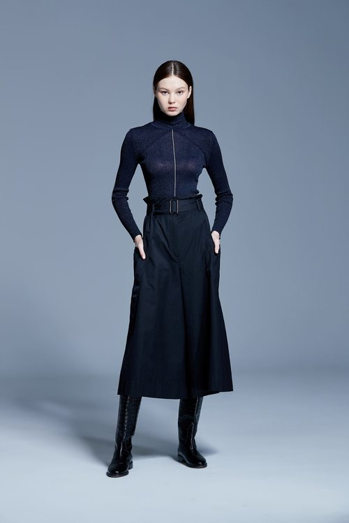 Classic Fashion Wide Trouser
