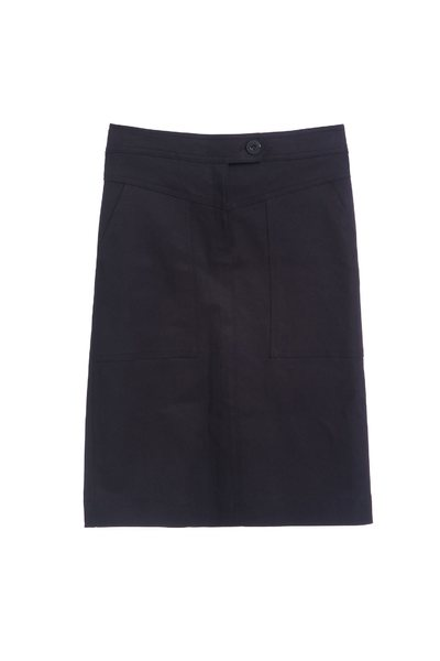 Neat skinny skirt