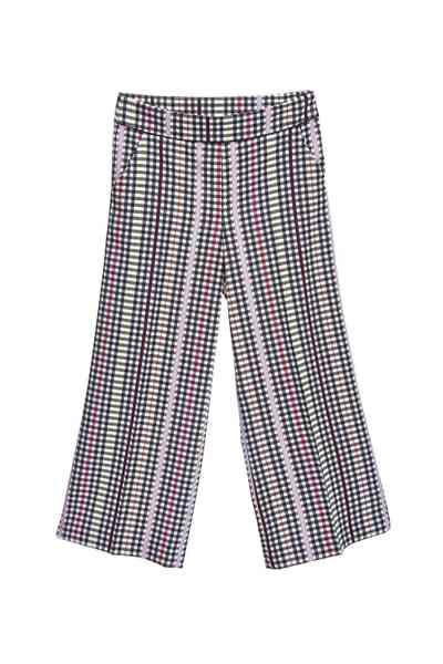 Color totem classic design long pants