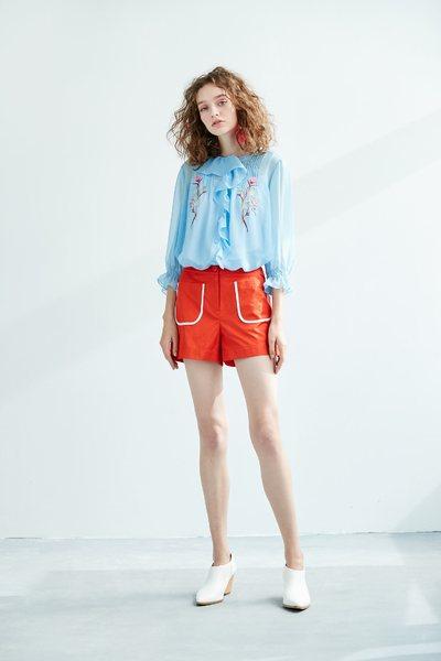 Temperament fashion shorts