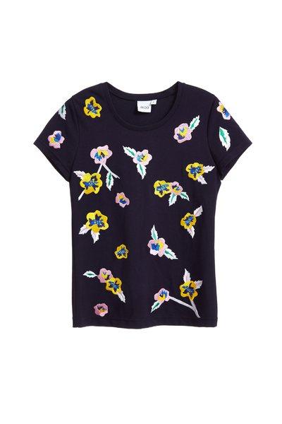 Full version of flower T-shirt