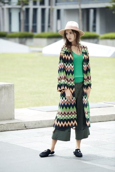 Ripple Totem Fashion Long Sleeve Jacket