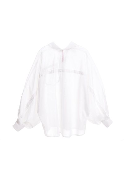 Thin cotton shirt