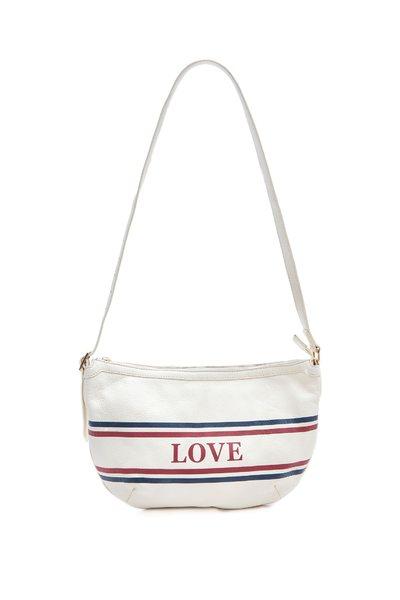 LOVE Small hobo bag