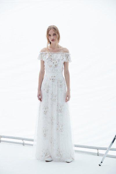 Fairy and elegant fashion dress
