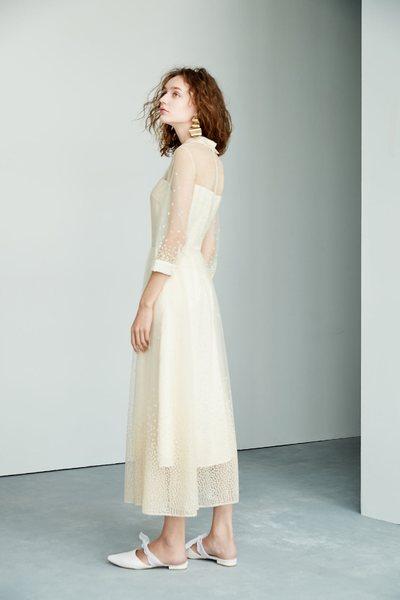 Elegant temperament dress