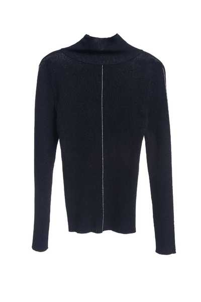 Fashion long-sleeved top