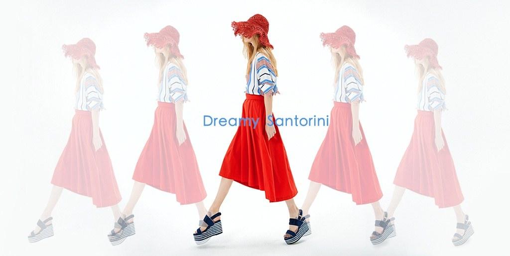 【Celebrity │ Dreamy Santorini】